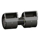 Electroventilateur centrifuge double 24V 3Vit