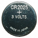 Lithium batterie, CR2025