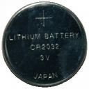 Lithium batterie, CR2032