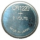 Lithium batterie, CR1220